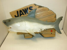 Vintage Gemmy Jaws Singing Dancing Great White Shark Big Mouth Billy Bass Tested