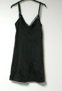 H&M+ Shaping slip Black Size EUR XL UK 20 rrp £26 NH192 BB 07