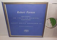 ECB 3157 Robert Farnon Rhapsody For Violin & Orchestra Raymond Cohen