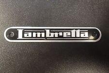 Lambretta seat / saddle badge for Lambretta GP