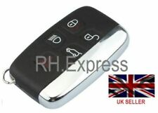 5 Button FOR Land rover  LR4  EVOQUE SPORT Replace Key Shell Remote Fob Case A75