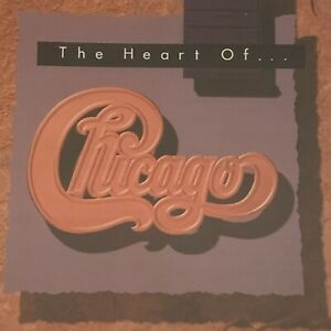 Chicago   The Heart Of CD