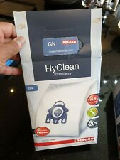 Miele 09917730 HyClean Vacuum Cleaner Bag - 2 Pack. Opened. See description