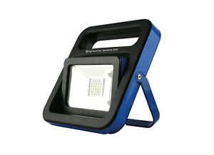 WorkBrite 800 Lumen Work Light AC LED Portable Garage Floodlight Site Lamp