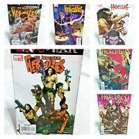 Hercules Marvel Comic Book Lot of 6 Issues