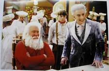 TIM ALLEN Signed Santa Clause 3 The Escape 12x18 PHOTO PSA (B)