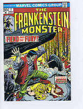 Monster of Frankenstein #7 Marvel 1973