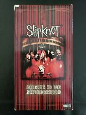 Slipknot - Welcome to our Neighborhood VHS 1999 US NTSC
