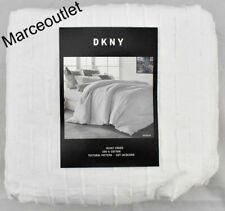 Dkny Donna Karan Refresh King Duvet Cover White