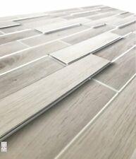 3D PVC FLIESEN Wandpaneele Wandverkleidung PVC-Verkleidung Parkett Wand (0,47qm)