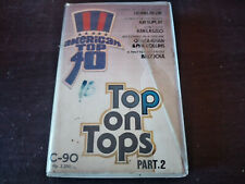 VARIOUS ARTISTS - Top On Tops (Part 2) CASSETTE TAPE / Made In Indonesia