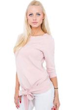 Maglie e camicie da donna maniche a 3/4 rosi classici
