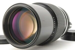 """"""" Almost Mint """" Nikon Nikkor Non Ai 200mm f/4 Telephoto MF Lens from JAPAN #920"""
