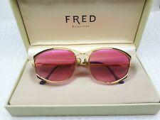 Vintage Fred Joyau Eyeglasses Sunglasses France Jewellery Brand Rare 55-18-135