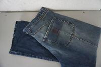 Marithe Francois Girbaud Herren Jeans Hose 36/34 W36 L34 used blau TOP #E11