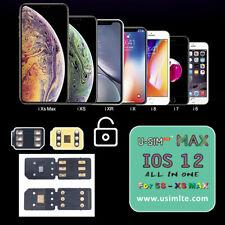 Perfect U-sim LTE Max Unlock Sim Turbo Card for iPhone 5S-XS MAX iOS12 -2019 NEW
