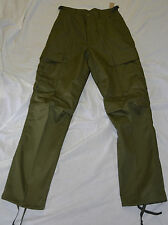 New green camo combat style pants size large (#bte76)