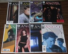 Angel (Dark Horse 1999) Complete Set of 1-17; Comics VF/NM with 16 Photo Covers