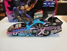 Rare 2003 Tony Pedregon Castrol Syntec/ X-Men 1:24 NHRA Funny Car MIB 1/3414