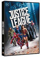 cofanetto+DVD NUOVO SIGILLATO film JUSTICE LEAGUE marvel  Versione italiana