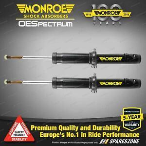 Front Monroe OE Spectrum Shock Absorbers for Volkswagen Golf VI Jetta 1B 10-17