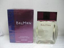 BALMAN by BALMAIN 3.4 oz 100 ml EAU DE TOILETTE SPRAY MEN NEW & SEALED