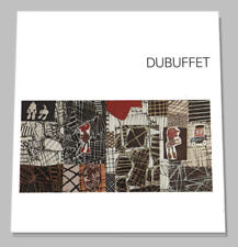Jean Dubuffet Paintings and Works on paper, Waddington 1980 1st Ed.  Art Book