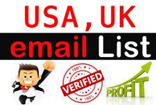1 Million Email list 100% working