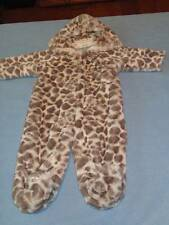 Tiny Little Wonders Divine Little One's Soft Giraffe All-In-One Sz 00 -BRAND NEW
