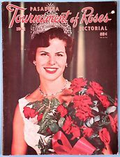 1962 Tournament Of Roses Official Program Ucla vs U of Minnesota *