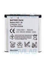 Batería compatible Sony-Ericsson BST38 K850/C905/W580/W980 OEM