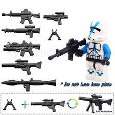 CUSTOM 501st Legion Stormtrooper Star Wars minifig si adatta LEGO UK Venditore