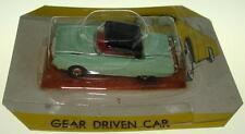 Atlas Ho Slot Car Ford Thunderbird Hardtop Seafoam Green Body Chrome Bumper 1277