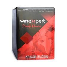 Winexpert Private Reserve Home Brew 30 Bottle Red Wine Cabernet Sauvignon Lodi