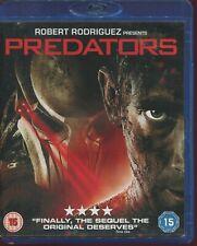 Predators (Blu-ray, 2010) ROBERT RODRIGUEZ