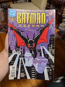 batman beyond 1 comic 1999