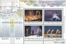 Finland Blok 10 postfris 1993 Opera