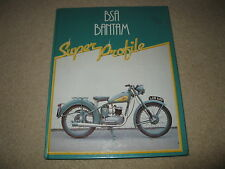 New listing Haynes Bsa Bantam Super Profile Classic Motorcycle Reference Book Manual