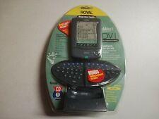Royal DaVinci DV1(New/Sealed) Palm Size PDA with Foldable Keyboard.