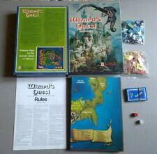 Wizard's Quest Avalon Hill Boardgame