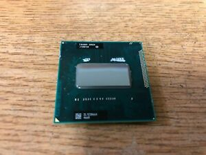 Intel Core i7-2670QM 1333MHz Socket G2 2.2GHz Laptop CPU SR02N