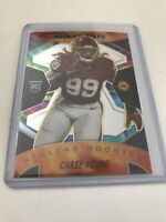 2020 Panini Rookies And Stars Chase Young SR-4 RC Stellar Rookies