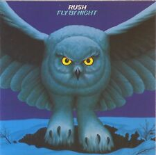 CD - Rush - Fly By Night - #A1162