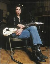 Steve Vai Signature Ibanez Jem Evo Guitar 8 x 11 pin-up photo print #9