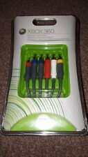 Xbox 360 Component HD A/V cable new and sealed