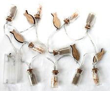 Cadena de Luces LED 10 Luces con Conchas y Peces 100cm Batería…