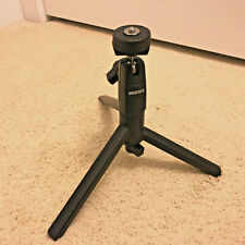 Pentax Metal Tabletop Tripod with Ballhead Made In Japan For Manfrotto Canon