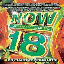 Now That's What I Call Music! 18 by Various Artists (CD, Mar-2005, Sony Music...