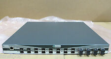 NewDell  McData Sphereon ES-4500 24 Port Fibre Channel Fabric SAN Switch - 6Y819