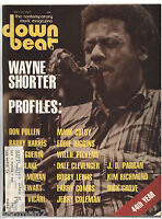 Down Beat Magazine July 1977 Wayne Shorter Cover Don Pullen Barry Harris